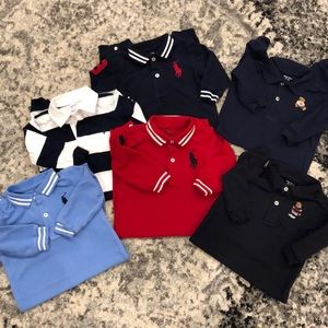Bundle of Polo Ralph Lauren one piece outfits